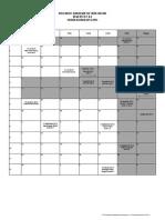 Kalender Akademik SD