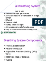 Anaesthesia Breathing Systems