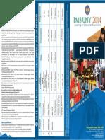 Leaflet Pmb Uny 2014