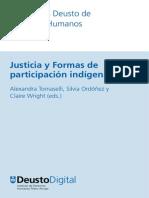 Justicia y Formas de Participación Indígena