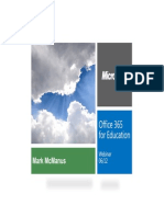 Office 365 Presentation Webinar fsfsdffdsJanet