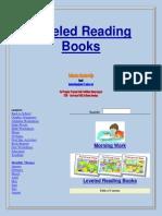 Leveled Reading Books
