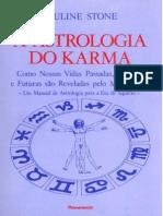 Pauline Stone Astrologia Do Karma