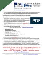 Informacion Acceso GS 2013