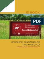 ID Book - GEOPARCUL DINOZAURILOR TARA HATEGULUI