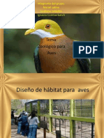 zoologico para aves