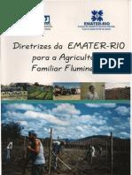Agricultura Familiar  no RJ - Diretrizes da EMATER-RIO