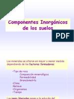 Componentes Inorganicos de Los Suelos