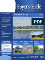 Coldwell Banker Olympia Real Estate Buyers Guide May 17th 2014