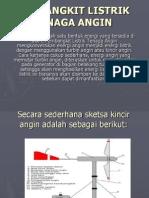 Pembangkit listrik tenaga  Angin
