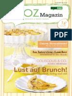 Brandnooz Nooz Magazin Ausgabe 06/2014