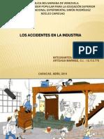 Accidentes en La Industria