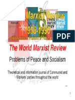 The World Marxist Review - 1st Part - 1956-1960