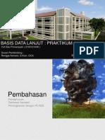 [Database Boy] Praktikum 1 - Deklarasi Variabel & Pemrograman dengan PL/SQL
