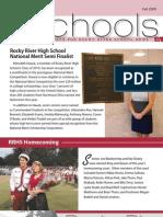 R Schools Fall 09