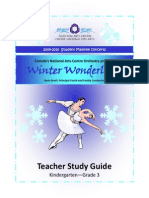 Winter Wonderland Study Guide