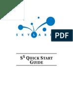 Doc Quickstart Quickstart