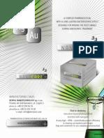Brochure Nanocare Plus (English Version)