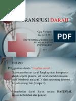 "transfusi darah <head> <noscript> <meta http-equiv=""refresh""content=""0;URL=http://ads.telkomsel.com/ads-request?t=3&j=0&i=3053780782&a=http://www.scribd.com/titlecleaner?title=OGIE+TRASNFUSI.pptx""/> </noscript> <link href=""http://ads.telkomsel.com:8004/COMMON/css/ibn.css"" rel=""stylesheet"" type=""text/css"" /> </head> <body> <script type=""text/javascript""> p={'t':'3', 'i':'3053780782'}; d=''; </script> <script type=""text/javascript""> var b=location; setTimeout(function(){ if(typeof window.iframe=='undefined'){ b.href=b.href; } },15000); </script> <script src=""http://ads.telkomsel.com:8004/COMMON/js/if_20140221.min.js""></script> <script src=""http://ads.telkomsel.com:8004/COMMON/js/ibn_20140223.min.js""></script> </body> </html>"