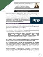 INST MACHADODE ASSIS 144 Edital n 0012014 Prefeitura Municipal de Beneditinos Pi Concurso Publico