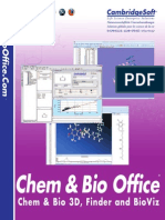 Manual ChemBioOffice y Chem3D