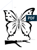 The Stencil Image Forprinting
