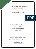 Como Convertirse Al Islam