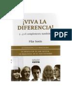 Viva La Diferencia. Pilar Sordo