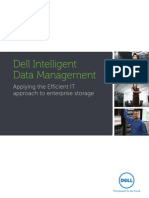 applying the efficient it approach to enterprise storage