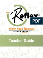 reflex teacher guide
