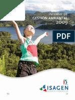 Gestion Ambiental 2009 ISAGEN