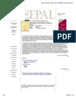 CEPAL - Tres Formas de Coordinación Social
