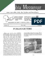 Davis Dean Judy 1984 Zambia