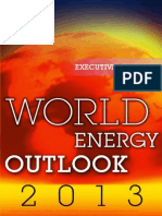 World Energy Outlook - Executive Summary, 2013