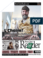 River Cities' Reader - Issue 856 - May 16, 2014