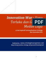 eBook Innovation War and Business Strategy
