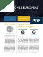 Elecciones Europeas 2014 BLOG