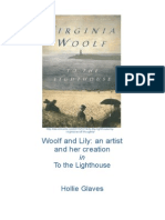Woolf and Lily
