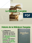 La Litterature Francaise