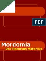 21- Mordomia de Recursos Materiais