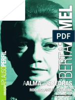 Berta Zemel a Alma Das Pedras