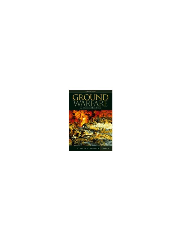 Ground Warfare. an International Encyclopedia, V.1-3, 2002, p.1102