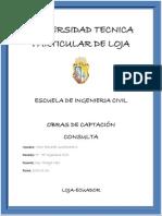 Eduardo Guachisaca-obras de Captación-consulta