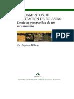 Fundamentos Para La Plantacion de Iglesias