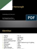 Case Neuro - Stroke Hemoragik