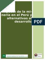Impacto de La Mineria en El Peru y Alternativas Al Desarrollo