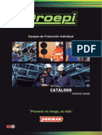 201301 Proepi Catálogo Vestuario Laboral