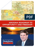 Doug Ducey AZ Candidate for Governor His Roadmap for Arizona