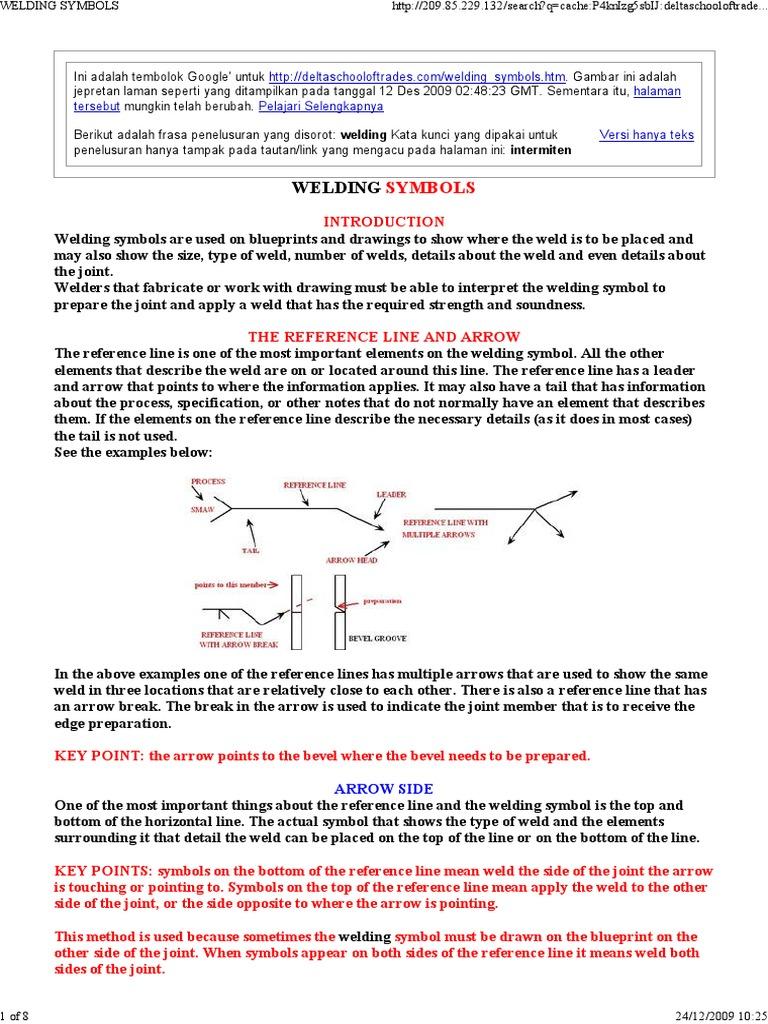 Welding symbols on drawings pdf gallery symbol and sign ideas welding symbols mechanical engineering nature buycottarizona biocorpaavc