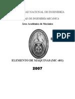 Mc 401 Element Ode Maquina